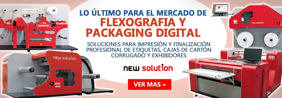 Productos para Flexografía y Packaging Digital